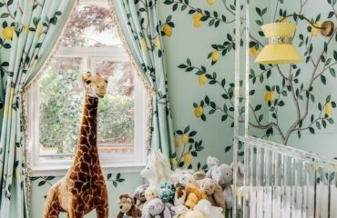 10 Exquisite Baby Boy Room
