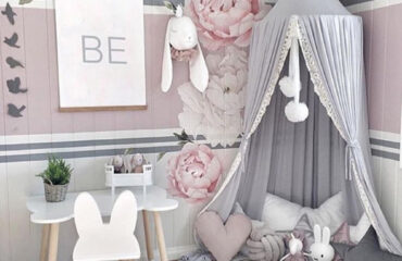 18 Most Beautiful Baby Girl Themed Rooms