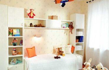 18 Creative Baby Room Mountain Mural