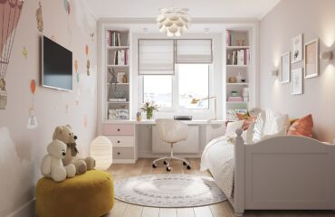 5 New Baby Room Mountains