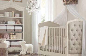 7 Lovely  Baby Room Wall Painting