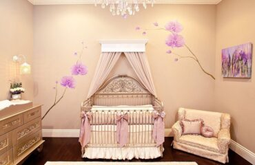 14 Wonderful Baby Themed Rooms