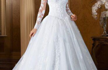 17 Lovely  Ball Gown Wedding Dress
