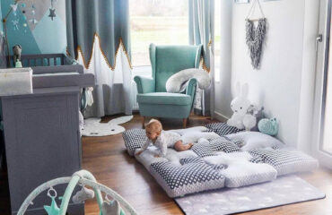 19 Perfect Beautiful Baby Rooms