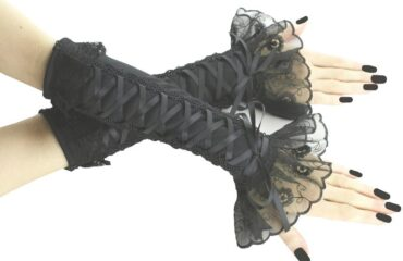16 Stunning Black Evening Gloves