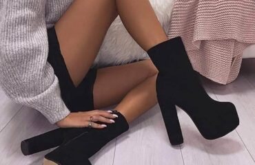 10 Most Popular Boots Shoes Women Casual Outfits