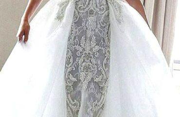 7 Trends Cap Sleeve Wedding Dress