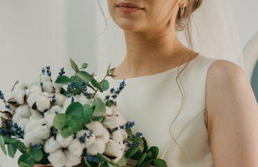 18 Perfectly Champagne Wedding Dress
