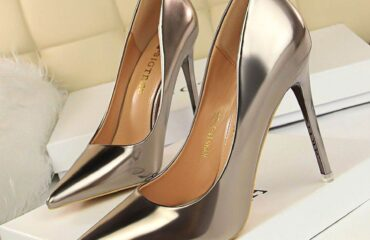12 Tips on Chocolate High Heel Shoe