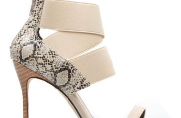 5 Super Clear Heel Shoes