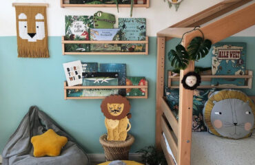 10 Pretty  Cool Baby Rooms