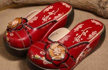 7 Most Beautiful Crochet Elf Slippers