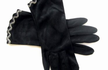 19 Ways Dress With Evening Gloves