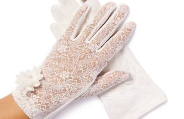14 Ways Evening Dress With Gloves