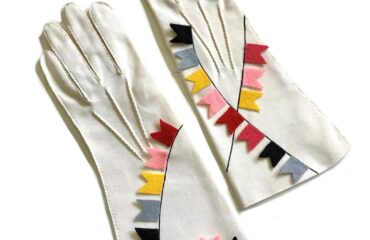 16 Pretty  Evening Gloves Pattern