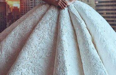 17 Stylish Fancy Girl Dresses For Weddings