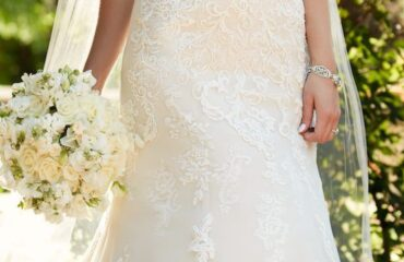 9 New Fishtail Wedding Dress