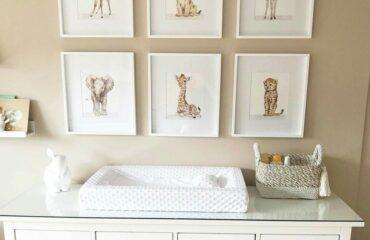 18 Top Giraffe Baby Room