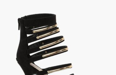 18 Lovely Heel Shoes For Kids