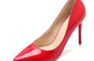 14 Beautiful High Heeled Shoes Aesthetic