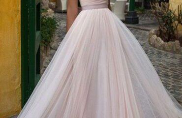 5 Most İllusion Wedding Dress