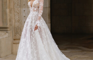 7 Coolest İvory Wedding Dresses