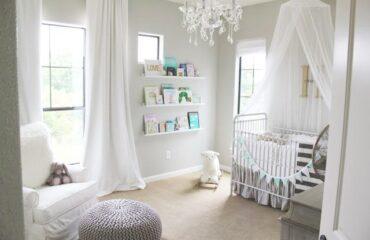 12 Wonderful  Lavender Baby Room