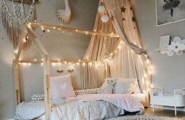 6 Exquisite Light Grey Baby Room