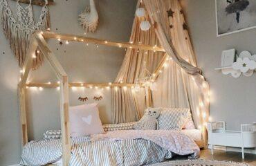 6 Exquisite  Light Grey Baby Room