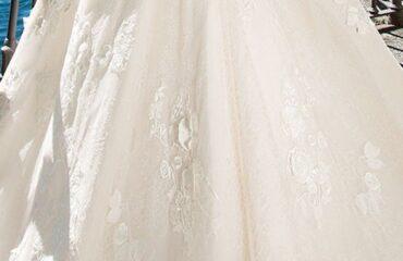 18 Pretty  Light Pink Wedding Dress