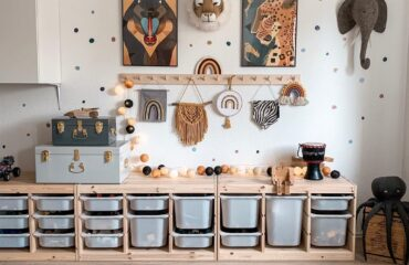 7 Popular Lion King Themed Baby Room