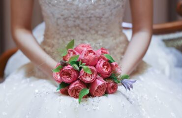 6 Wonderful Maroon Wedding Dress