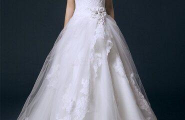 19 Great Mermaid Style Wedding Dress