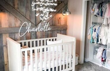 16 Wonderful Nautical Baby Room Decor