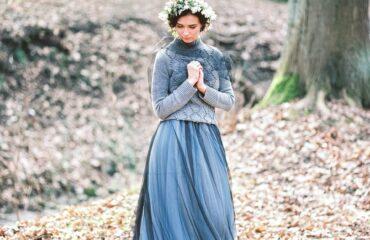 18 Exquisite  Non Traditional Wedding Dresses