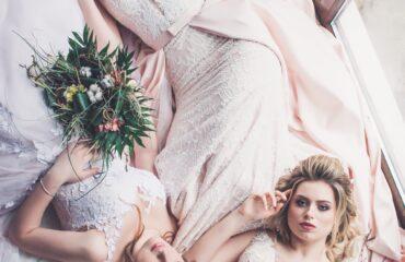 14 Most Off The Shoulder Long Sleeve Wedding Dress