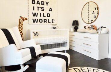 7 Stylish Organizing Baby Room