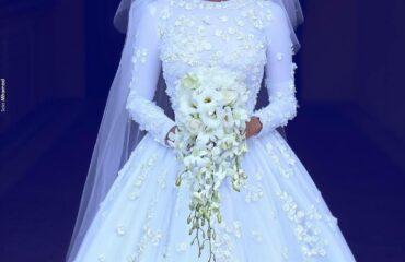 10 Top Pale Pink Wedding Dress