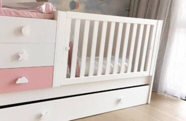 17 Most Beautiful Pink And Gray Baby Room