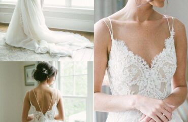 17 Coolest Puffy Wedding Dresses