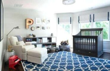 11 Cool Rose Gold Baby Room