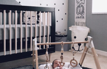 13 Wonderful Rustic Baby Room Decor