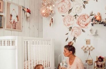 17 New Rustic Baby Room