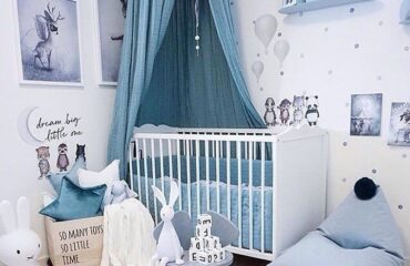 7 Exceptional Safari Themed Baby Room
