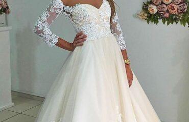 11 Stunning Spaghetti Strap Wedding Dress