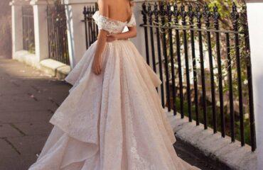 18 Perfectly Strapless Mermaid Wedding Dress