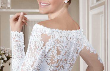 8 Stylish Teal Wedding Dresses