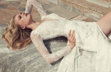 17 Stunning Tulle Skirt Wedding Dress