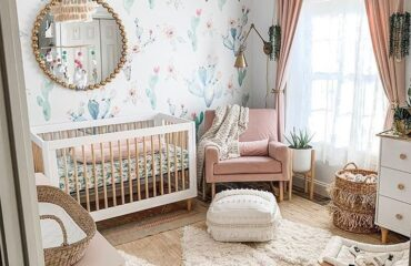 13 Trends Turquoise Baby Room