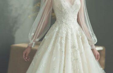 13 Super Two Piece Wedding Dress